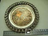 Настенная тарелка-Египет, фото №2