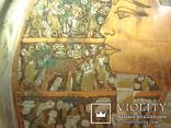 Настенная тарелка-Египет, фото №4