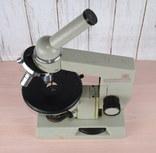 Микроскоп Р 11 ЛОМО + 2 окуляра 7 и 15 крат., фото №4