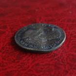 1 1/4 скиллинга 1842 Дания серебро (,12.4.11)~, фото №4
