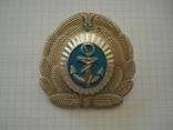 Кокарда ВМС Украины ранняя, фото №2