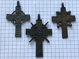 Кресты бронза., фото №2