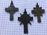 Кресты бронза., фото №6