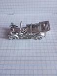 Модель машинки в футлярі   ссср, фото №5