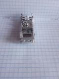 Модель машинки в футлярі   ссср, фото №8