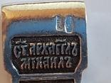 Крестик нательный. Серебро 925 проба. Вес 7.50 г., фото №9
