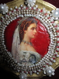 Портрет Елизавета Баварская - императрица Австрии (1837-1898), фото №4