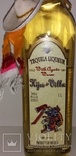 Текила-ликер с червяком Hijos de Villa Gold, Мексика, фото №3
