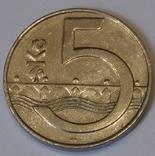 Чехія 5 крон, 1994