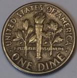 США 1 дайм, 1983 фото 2