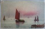 """Комплект открыток """"Лодки"""" 1900-х, фото №8"""