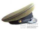 Суконная фуражка инженерных технических  образца 1953 года., фото №7