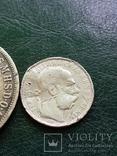5 крон 1909 и 1 крона 1894, фото №6