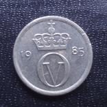 10 эре 1985  Норвегия  (,I.4.13), фото №2