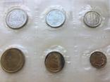 Годовой набор монет 1967 года., фото №4