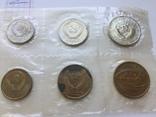 Годовой набор монет 1967 года., фото №6