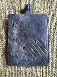 Богородица Одигитрия (Путеводительница) - Андреевский крест. XI-XIIвв., фото №3