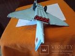 Игрушка ,самолет.ТУ-144,СССР., фото №13