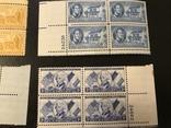 Сцепки марок США, фото №4