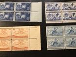Сцепки марок США, фото №5