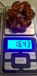 Браслет из янтаря 16,43 гр., фото №2