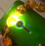 Браслет из янтаря 16,78 гр., фото №6