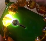 Браслет из янтаря 16,78 гр., фото №7