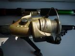 Удилища телескопические, с катушками и леской 2 шт., фото №3