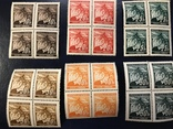 Сцепки марок. Богемия и Моравия., фото №3