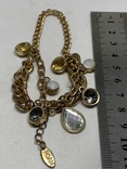 Золотистый браслет от Итальянской компании ROAM, фото №6