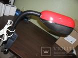 Новая школьная настольная лампа.на кранштейне к столу №1, фото №2