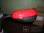 Новая школьная настольная лампа.на кранштейне к столу №1, фото №6