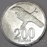 Індонезія 200 рупій, 2003 фото 1