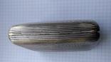 Портсигар серебро 84пр. модерн именник А.Ф, фото №13