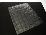 Лист для монет формат 200*250 мм на 48 ячеек, фото №2