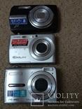 Фотоаппараты цифровые 12шт (ремонт), фото №5