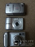 Фотоаппараты цифровые 12шт (ремонт), фото №6