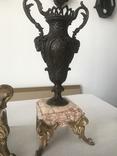 Французские каминные часы, фото №7