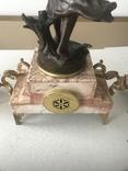 Французские каминные часы, фото №10