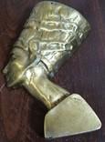 Нефертити (латунь или бронза), фото №2