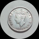 Южная Родезия 6 пенсов 1939 г., фото №3