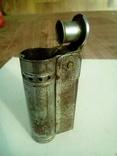 Старинная бензиновая или керасиновая зажигалка., фото №3