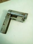 Старинная бензиновая или керасиновая зажигалка., фото №4