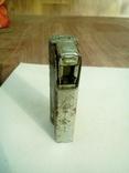 Старинная бензиновая или керасиновая зажигалка., фото №6