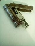 Старинная бензиновая или керасиновая зажигалка., фото №7