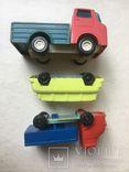 2 грузовика и микроавтобус,  времен СССР., фото №8