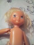 Лялька паричковая на резинках производства ссср., фото №5