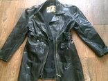 Fontaine Future - защитная куртка плащ, фото №4