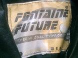 Fontaine Future - защитная куртка плащ, фото №8