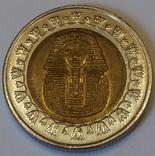Єгипет 1 фунт, 2008 фото 2